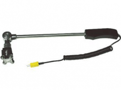 WREM,WRNM-101A手柄式圆柱表面热电偶