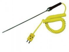 WREM,WRNM-204A直柄式指针形热电