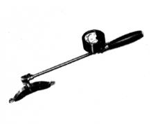 WRE-891M弓型表面热电偶温度计