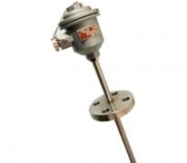 WZP-44SA固定法兰隔爆热电阻