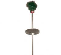 WZP2-420A固定法兰防溅双支装配式热电阻