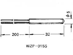 WZP-015S引进型不锈钢铂电阻元件