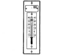 WZP-892室内用铂热电阻