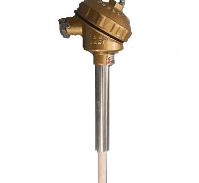 WRR-130无固定防水接线盒双铂铑热电偶