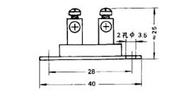 铠装热电偶接线盒的分类及图片