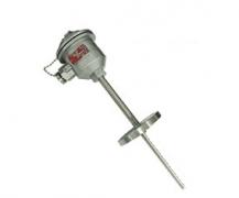 WZPK-44防爆铠装热电阻(固定法兰带隔爆接线盒)