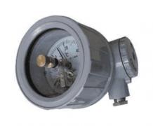 WSSX-401B可动螺纹轴向防爆电接点双金属温度计