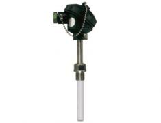 WZP-230-F固定螺纹衬四氟耐腐热电阻