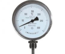 WSS-511可动外螺纹径向双金属温度计