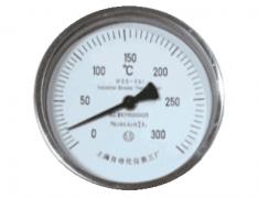 WSS-501可动外螺纹轴向双金属温度计