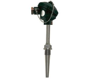 WZP-631固定螺纹锥形套管防水式热电阻