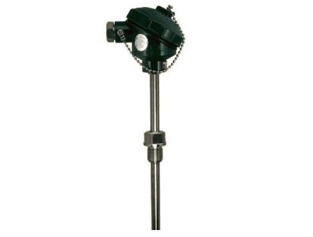 WZP-221固定螺纹防溅式热电阻