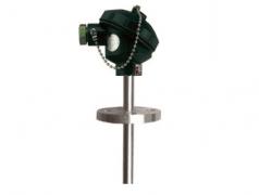 WZP-420固定法兰防溅式热电阻