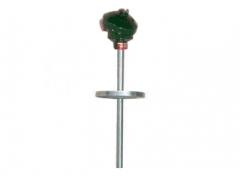 WZC-420固定法兰防溅式铜热电阻