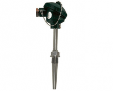 WZP-6212A固定螺纹锥形套管防溅式引进型热电阻