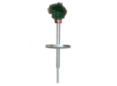 WZP-4212A固定法兰防溅式引进型热电阻