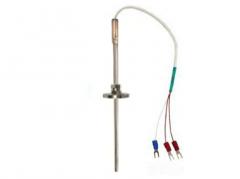 WZPK-478S固定卡套法兰引线式铠装铂热电阻