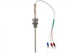 WZPK-378S可动卡套螺纹引线式铠装铂热电阻