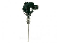 WZPK-226S固定卡套螺纹防溅式铠装铂热电阻