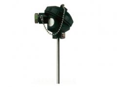 WZPK-125S无固定防溅式铠装铂热电阻