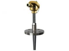 WRE-43C固定法兰锥形套管热电偶