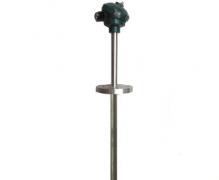 WZPN-431固定法兰喷涂耐磨热电阻