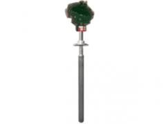 WZCN-330活动法兰喷涂耐磨铜热电阻