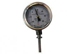 WSSN-411径向不锈钢耐震双金属温度计